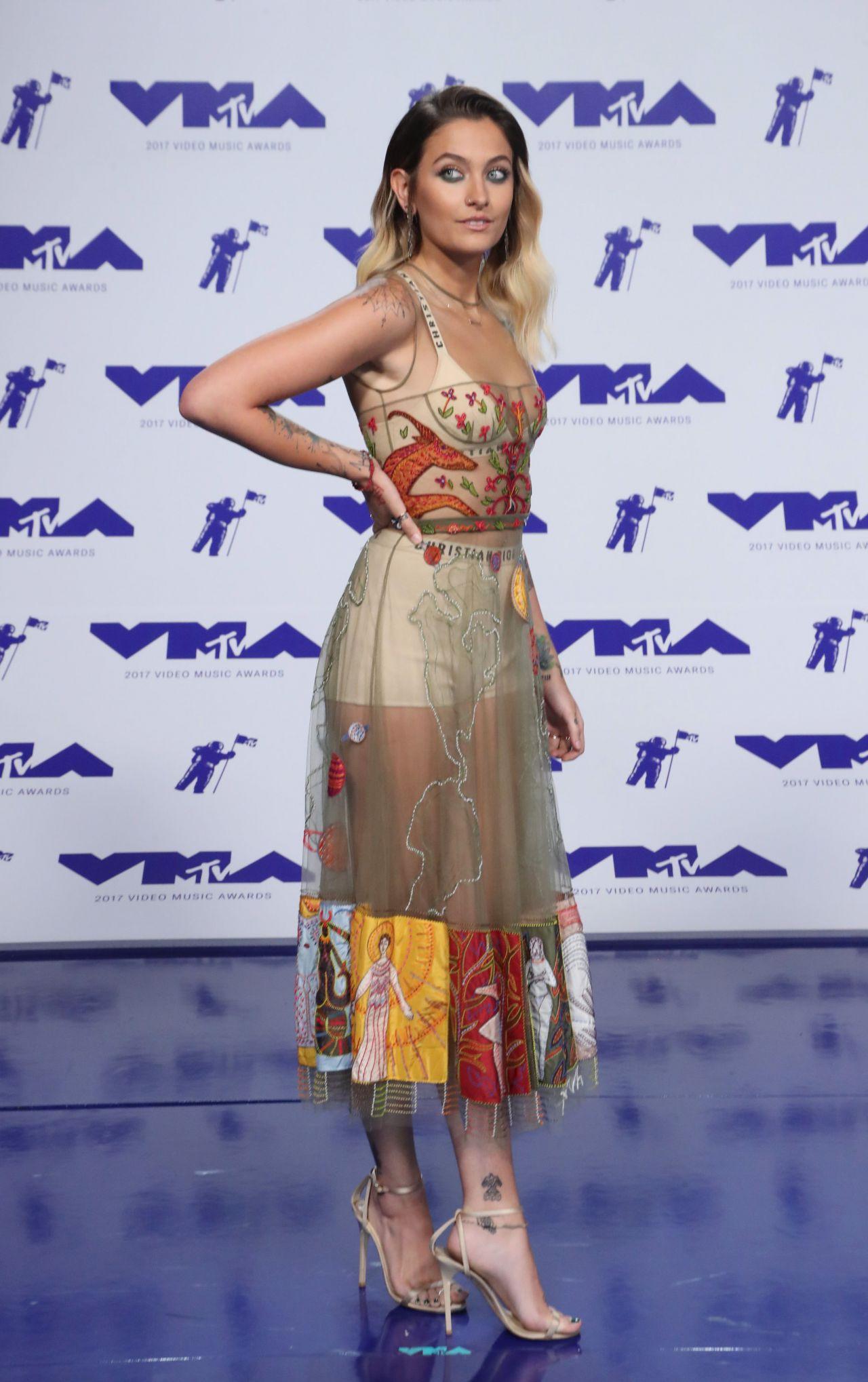 Paris Jackson Mtv Video Music Awards In Los Angeles 08