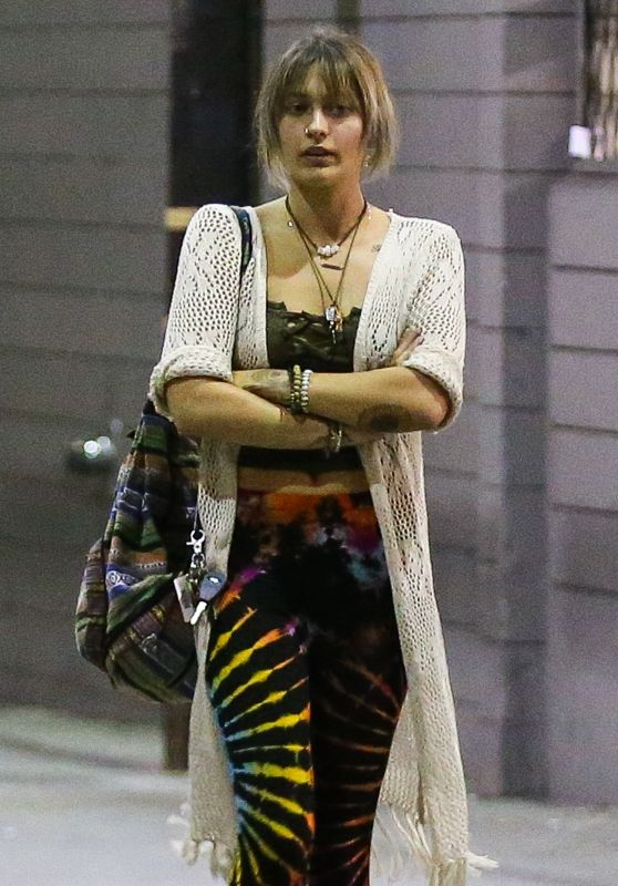 Paris Jackson - Out in Hollywood 08/02/2017