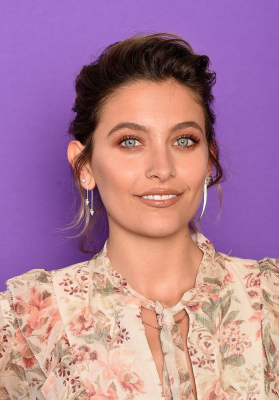 Paris Jackson – TCA Portraits at the Galen Center in Los Angeles 08/13/2017