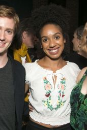 """Pearl Mackie – """"Against"""" Press Night After Party in London 08/18/2017"""