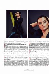Penélope Cruz - Vanidades Magazine Chile - August 2017 Issue