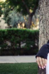 Peyton Roi List - Photoshoot for InStyle Magazine September 2017