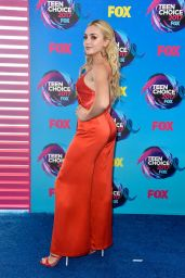 Peyton Roi List – Teen Choice Awards in Los Angeles 08/13/2017