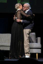 Pom Klementieff - Extraordinary: Stan Lee at Saban Theatre in Beverly Hills 08/22/2017
