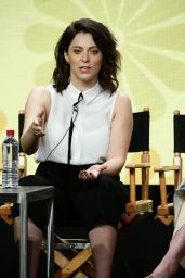 "Rachel Bloom, Vella Lovell & Gabrielle Ruiz - ""Crazy Ex-Girlfriend"" TV Show Panel at TCA Summer Press Tour in LA 08/02/2017"