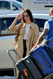 Rebecca Hall - Arrives at Venice Airport, Italy 08/29/2017