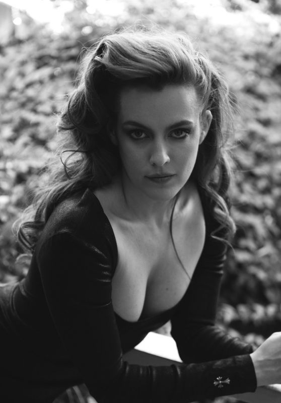 Riley Keough - FLAUNT Magazine 2017