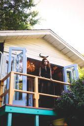 Riley Keough - FLAUNT Magazine 2017