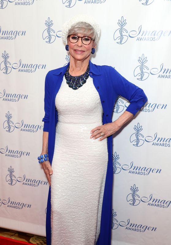 Rita Moreno – Imagen Awards in Los Angeles 08/18/2017