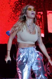 Rita Ora - Performing Live at Victorious Festival in Hampshire 08/26/2017