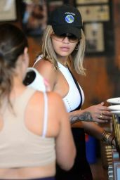 Rita Ora - Shopping at a Store in West Hollywood 08/04/2017