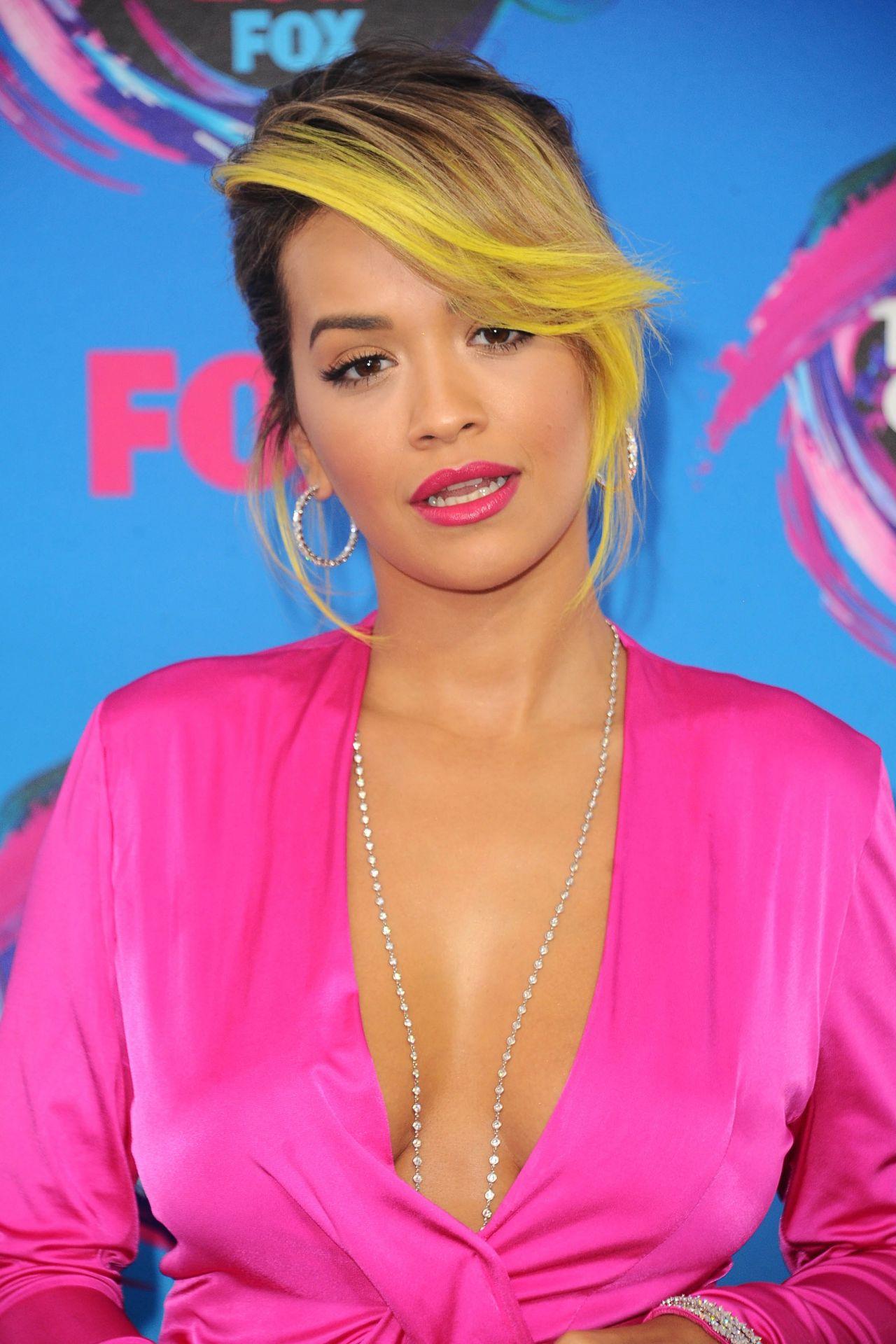 Rita Ora Teen Choice Awards In Los Angeles 08 13 2017