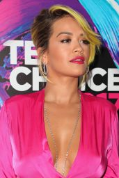 Rita Ora – Teen Choice Awards in Los Angeles 08/13/2017
