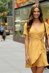 Robin Marjolein Holzken – Victoria's Secret Fashion Show Casting in NYC 08/21/2017