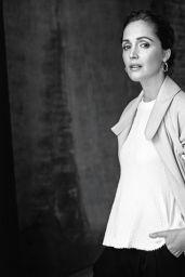 Rose Byrne - Jones Magazine Spring 2017 Cover and Photos