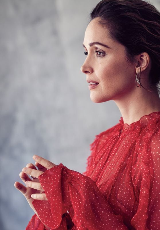 Rose Byrne - Jones Magazine Spring 2017 Cover and Photos