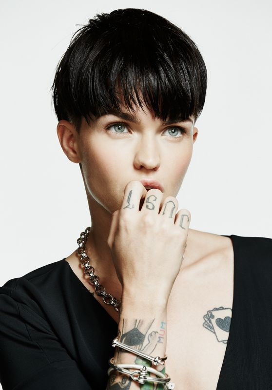 Ruby Rose Photoshoot, September 2015