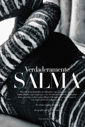 Salma Hayek - Harper