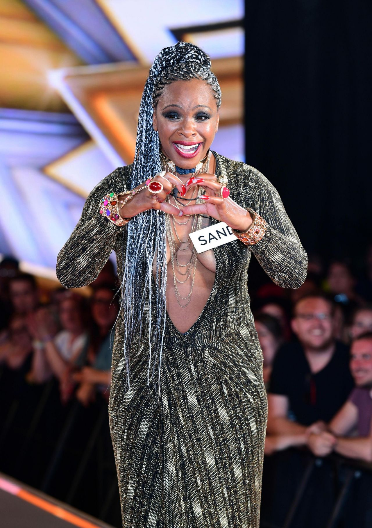 Celebrity big brother 11 launch credit