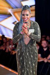 Sandi Bogle – Celebrity Big Brother Launch Night in England 01/08/2017
