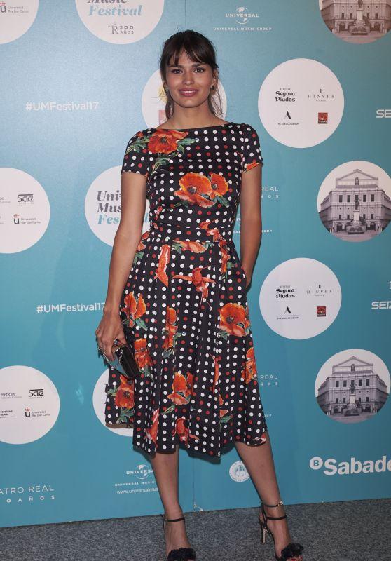 Sara Sálamo – Universal Music Festival in Madrid, Spain 07/28/2017