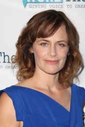 "Sarah Clarke – ""Into the Cosmos: Where We Come From, Where We Are, Where We Are Going"" Premiere in LA 08/26/2017"