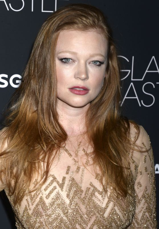 "Sarah Snook - ""The Glass Castle""  Premiere in New York 08/09/2017"