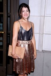 """Sarah Stiles - """"Prince of Broadway"""" Premiere in New York 08/24/2017"""