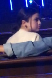 Selena Gomez at Oasis Church in Los Angeles 08/06/2017