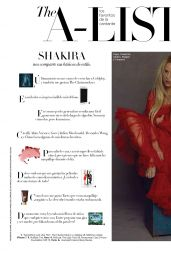 Shakira – Harpers Bazaar Mexico, August 2017 Issue