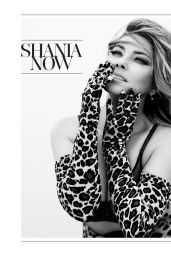 """Shania Twain - Promotion for her new CD """"Now"""" 2017"""