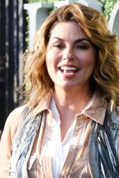 Shania Twain - USTA Foundation Opening Night Gala in NY 08/28/2017