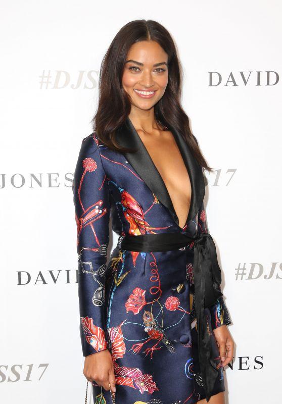 Shanina Shaik – David Jones Fashion Show in Sydney, Australia 08/09/2017