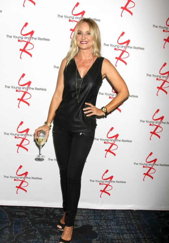Sharon Case – Young and Restless Fan Event 2017 in Burbank