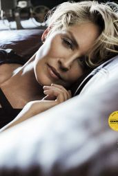 Sharon Stone - GQ Magazine Italy September 2017 Issue