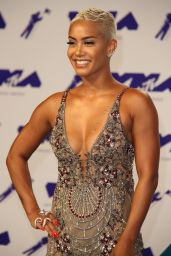 Sibley Scoles – MTV Video Music Awards in Los Angeles 08/27/2017