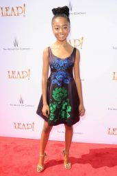 "Skai Jackson – ""Leap!"" Premiere in Los Angeles"