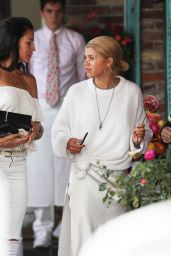 Sofia Richie - Celebrates Her Birthday (19) at The Ivy in Los Angeles 08/24/2017