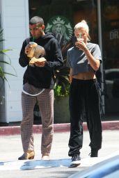 Sofia Richie Street Style - Beverly Hills 08/20/2017