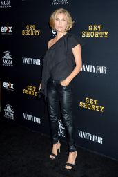 "Sonya Walger - ""Get Shorty"" Premiere in Los Angeles 08/10/2017"