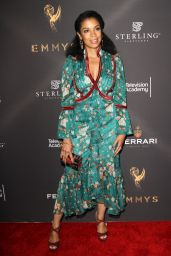 Susan Kelechi Watson – Emmys Cocktail Reception in Los Angeles 08/22/2017