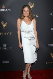 Suzanne Cryer – Emmys Cocktail Reception in Los Angeles 08/22/2017