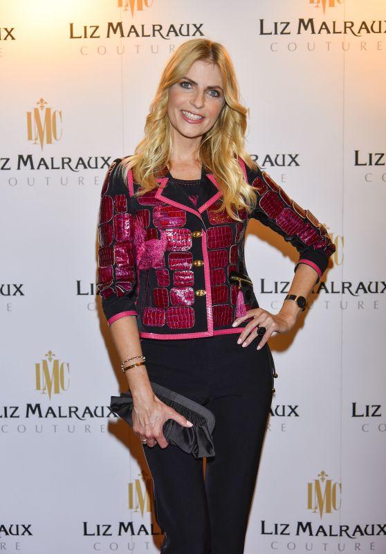 Tanja Bülter – Liz Malraux Fashion Show Couture 2017/18 in Hamburg 08/03/2017