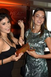 Tanja Tischewitsch & Celine Bethmann – Urban Decay Naked Heat Launch in Berlin 08/10/2017