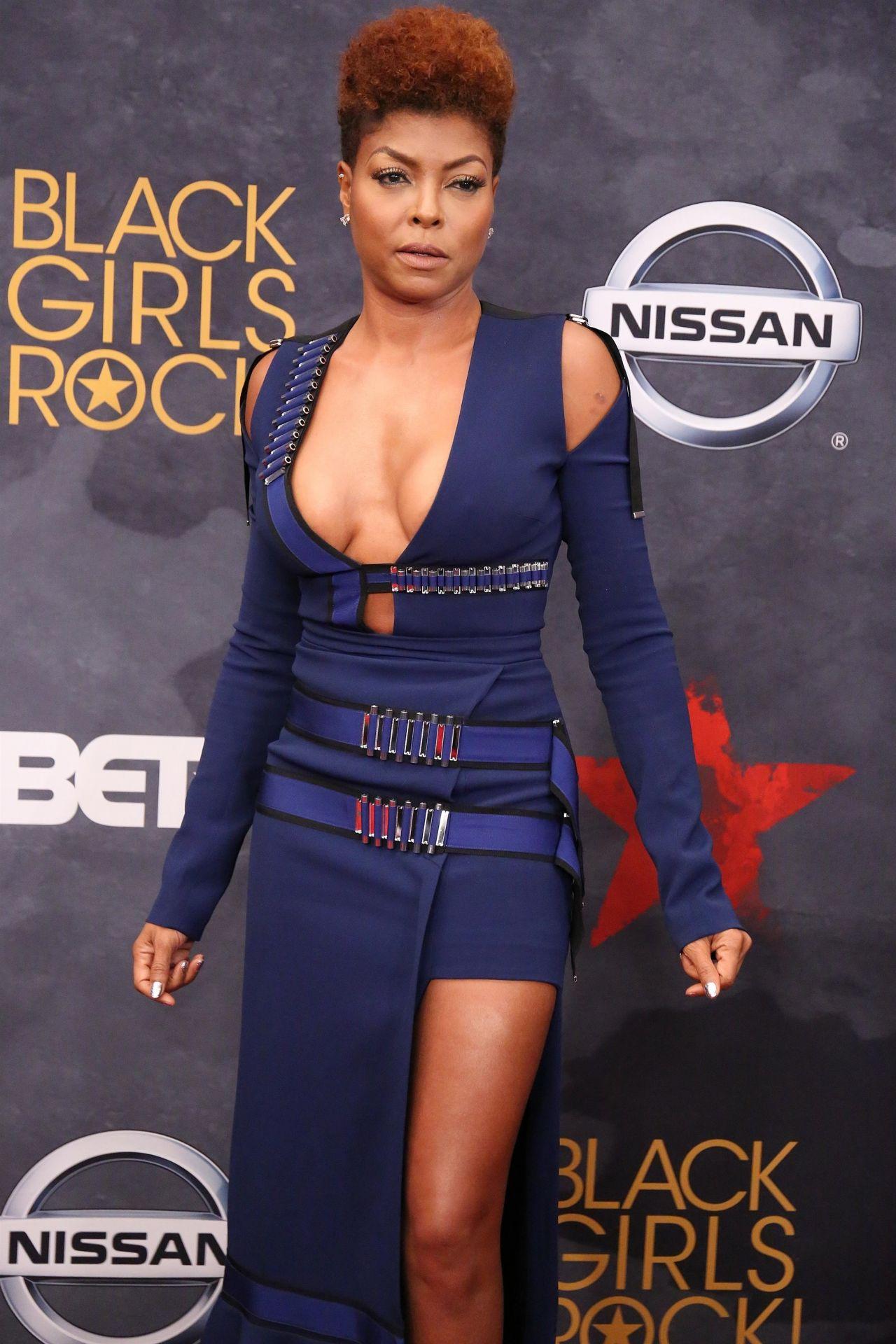 Taraji P Henson - Bet Black Girls Rock In Newark 08052017-5177