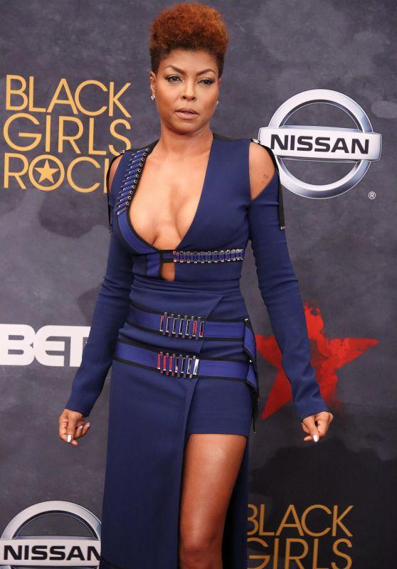 Taraji P. Henson - BET Black Girls Rock in Newark 08/05/2017