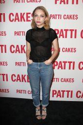 "Tavi Gevinson - ""Patti Cake$"" Movie Premiere in NYC 08/14/2017"