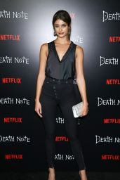 "Taylor Hill – ""Death Note"" Premiere in New York City 08/17/2017"