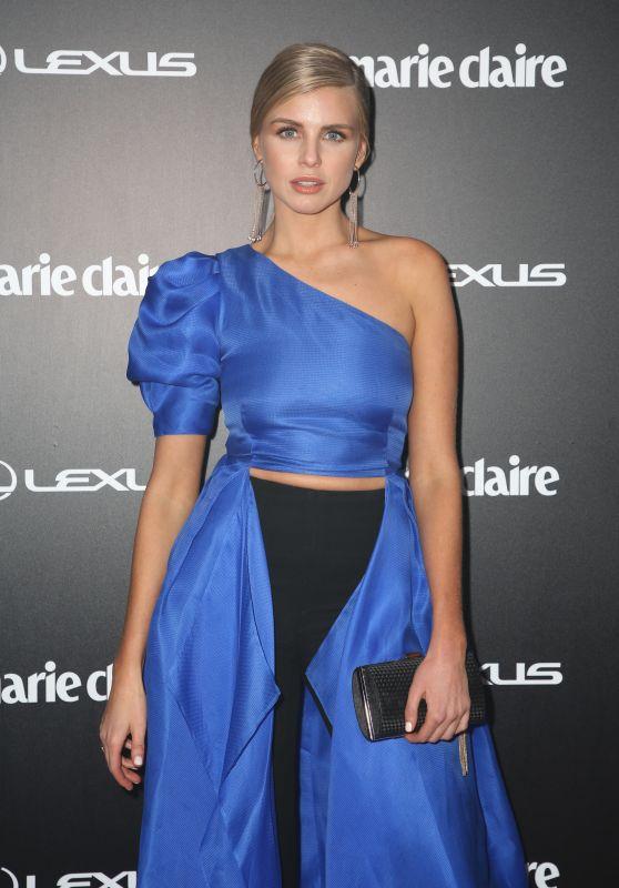 Tegan Martin – Prix de Marie Claire Awards 2017 in Sydney, 08/15/2017