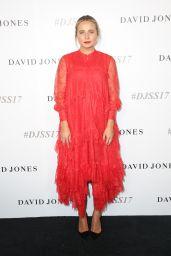 Tessa James - David Jones Fashion Show in Sydney, Australia 08/09/2017